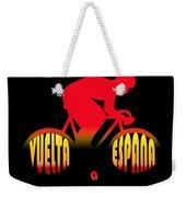 Vuelta A Espana Weekender Tote Bag