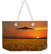 Vulcan Farewell Fly Past Weekender Tote Bag