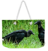 Vulture Pair Weekender Tote Bag
