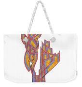 Voluptuous Goddess Weekender Tote Bag