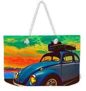 Classic Surf Rod Weekender Tote Bag