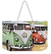 VW3 Weekender Tote Bag