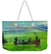 W74 - Utopia Weekender Tote Bag