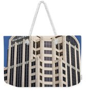 Wachovia Tower Roanoke Virginia Weekender Tote Bag