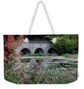 Wachusett Aquaduct Weekender Tote Bag