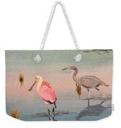 Wade Fishing The Laguna Weekender Tote Bag