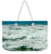 Wading For A Sign Weekender Tote Bag