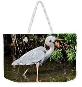 Wading In The Water Weekender Tote Bag