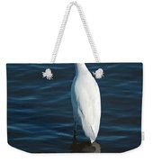 Wading Reflections Weekender Tote Bag