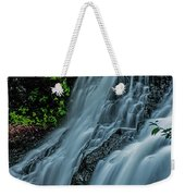 Wadsworth Falls 4 Weekender Tote Bag