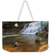 Wadsworth Falls Weekender Tote Bag