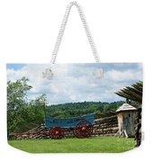 Wagon Hoa Weekender Tote Bag