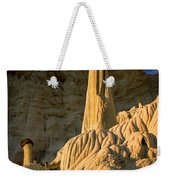 Wahweap Hoodoos At Dawn Weekender Tote Bag