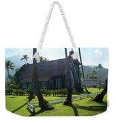 Wai Oli Hui Ia Church Weekender Tote Bag