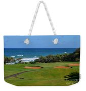 Wailua Golf Course - Hole 17 - 1 Weekender Tote Bag