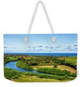 Wailua River Weekender Tote Bag
