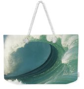 Waimea Bay Shorebreak Weekender Tote Bag
