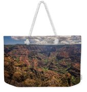 Waimea Canyon 7 - Kauai Hawaii Weekender Tote Bag