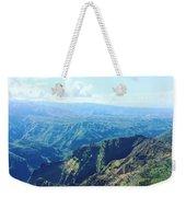 Waimea Canyon, Kauai Weekender Tote Bag