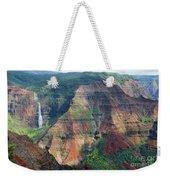 Waimea Canyon Kauai Weekender Tote Bag