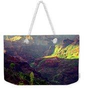 Waimea Canyon Weekender Tote Bag