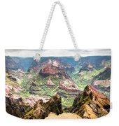 Waimea  Canyon Splendor,  Weekender Tote Bag
