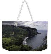 Waipio Bay Weekender Tote Bag