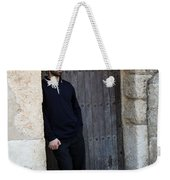 Waiting At The Door Weekender Tote Bag