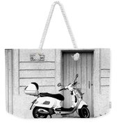 Waiting At The Gate Weekender Tote Bag