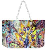Waiting For A Miracle Weekender Tote Bag