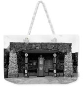 Waiting For Business Weekender Tote Bag