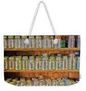Waiting For Canning Time Weekender Tote Bag