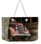 Waiting For Harvest Time Weekender Tote Bag