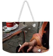 Waiting For Her Lover Weekender Tote Bag