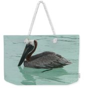 Waiting For Lunch Weekender Tote Bag