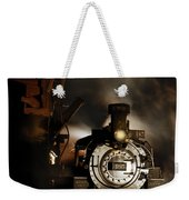 Waiting For More Coal Weekender Tote Bag