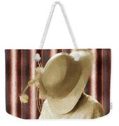 Waiting For Mr. Right Weekender Tote Bag