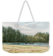 Waiting For The Birds Weekender Tote Bag
