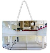 Waiting For The Faithful Weekender Tote Bag