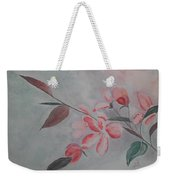 Waiting For The Spring Weekender Tote Bag