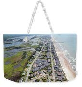 Waiting For You Topsail Island Weekender Tote Bag