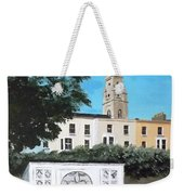 Waiting Room, Dun Laoghaire Weekender Tote Bag