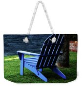 Waiting Weekender Tote Bag by Sandy Keeton