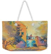 Waiting Until The Evening Comes Weekender Tote Bag