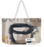 Wake My Soul- Art By Linda Woods Weekender Tote Bag