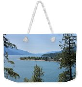 Waking Up In The Post Card Weekender Tote Bag