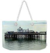 Wales Boardwalk Weekender Tote Bag