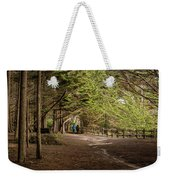 Walk Among The Trees Weekender Tote Bag