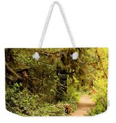 Walk Into The Forest Weekender Tote Bag
