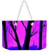 Walk Into The Light Weekender Tote Bag